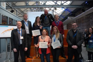 GeoSpatial Awards 2016 - de winnaars